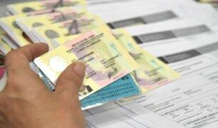 Más de 780 mil licencias de conducir a punto de vencer deberán ser revalidadas