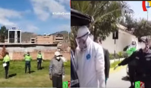 Cuzco: Seis policías dieron positivos a Covid-19 tras prueba rápida