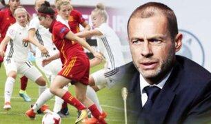 La UEFA aplaza la Eurocopa femenina hasta el 2022