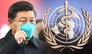 Tras medida tomada por Trump, China donará U$S 30 millones a la OMS