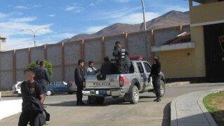 Penal de Pucallpa: reportan motín en pabellón de máxima seguridad