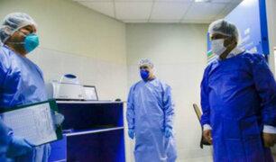 Covid-19: Ayacucho ya cuenta con laboratorio molecular PCR para detectar casos