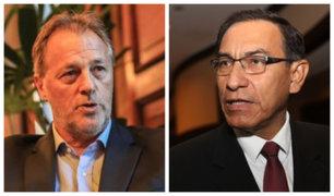 Muñoz sobre vacancia presidencial: No es lo más adecuado a 5 meses de las elecciones