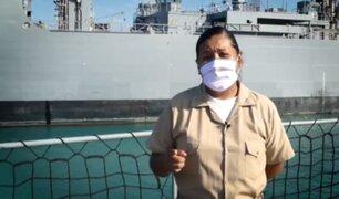 Marina de Guerra del Perú: Técnico narra sus razones para servir a la patria