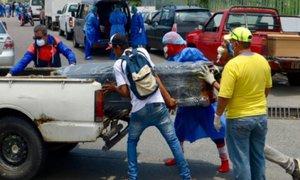 COVID-19: Ecuador rectifica cifras y duplica número de contagiados a 22.160
