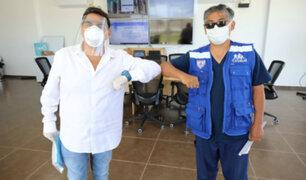 Villa Panamericana: Essalud agradece a artistas que llevan alegría a pacientes con Covid-19