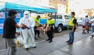 Chorrillos: Municipalidad entrega 10 mil panes diarios gratuitamente a sus vecinos
