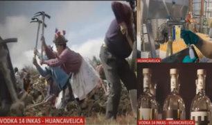 Huancavelica: Producen alcohol de papa para proteger a familias campesinas