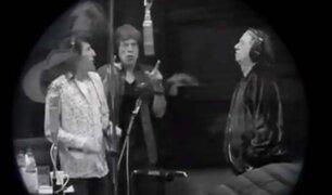 The Rolling Stones publican su primera canción original en ocho años