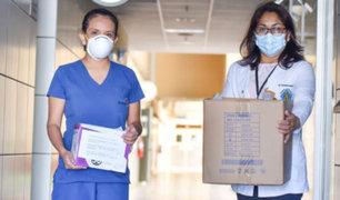San Borja: INSN entrega medicamentos a domicilio para garantizar tratamiento