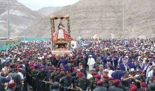 Arequipa: suspenden peregrinación al Santuario de la Virgen de Chapi