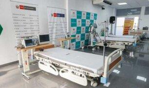 MML entregó equipos médicos de Sisol a Hospital Unanue para atender a pacientes con COVID-19