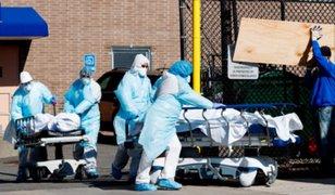 Triste récord: Estados Unidos superó los 50 mil muertos por COVID-19