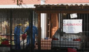 San Borja: dos ancianos mueren por Covid-19 en asilo que funcionaba sin licencia