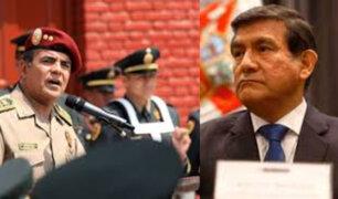 General Gastón Rodríguez es el nuevo ministro del Interior tras renuncia de Carlos Morán