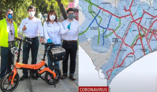 ATU Y MTC fomentarán uso de bicicletas para evitar contagio del Covid-19