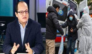 Víctor Quijada: Propagación de Covid-19 demuestra fracaso de la Globalización