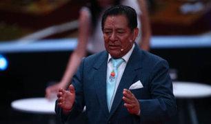 """Covid-19: salud de congresista Orestes Sánchez """"es delicada"""""""