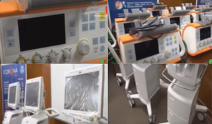 Confiep donará 237 ventiladores mecánicos al Ministerio de Salud
