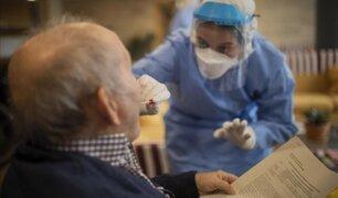 Chiclayo: anciano que fue dado por muerto regresa a su casa