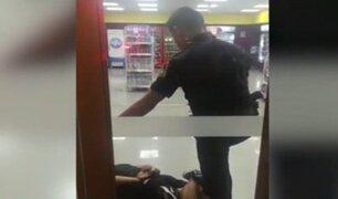 SMP: Capturan a hombre que ingresó a robar en un Tambo