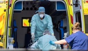 Reino Unido: cifra de muertos por COVID-19 supera los 20 mil