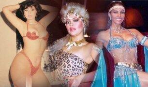De plumas y lentejuelas: los mejores bailes de las vedettes más recordadas de la televisión