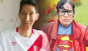 """El adiós a dos grandes personajes: Margarito Machacuay y el """"Superman peruano"""""""