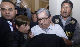 Cuellos Blancos: Dictan comparecencia para exintegrante del CNM Julio Gutiérrez