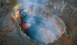 Hawai: estudio revela que lluvias provocaron erupción de volcán Kilauea