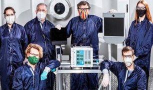 NASA crea un ventilador mecánico para pacientes con coronavirus COVID-19