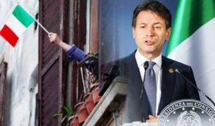 Italia iniciará este 4 de mayo el desconfinamiento