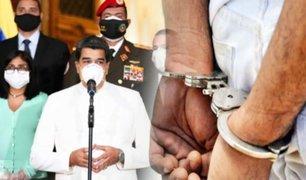 Denuncian que en Venezuela se arrestó a 70 personas por motivos políticos desde que comenzó la cuarentena