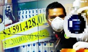 Millonarias compras sobrevaloradas hechas por la PNP durante la pandemia