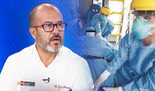 """Ministro de Salud: """"Estamos llegando al período más duro de la pandemia"""""""
