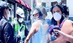 Más multas y detenciones en zonas exclusivas de Lima
