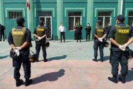 Ministro del Interior confirma el aumento de 20 mil pruebas rápidas para los policías
