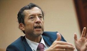 """David Tuesta considera que recaudar fondos con impuesto 'solidario' es una """"gran mentira"""""""