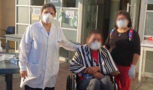 ¡Buena noticia! Primer paciente crítico con Covid-19 fue dado de alta