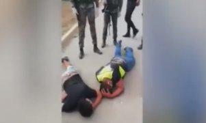 Chiclayo: caen delincuentes armados que iban a cometer asalto
