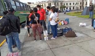 Estado de emergencia: cientos de personas piden volver a Iquitos en vuelos humanitarios