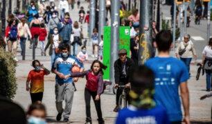España: durante el primer día de salida de niños las personas no respetaron el distanciamiento