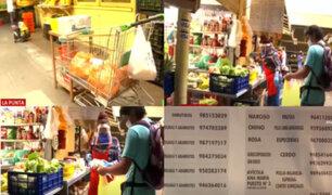 La Punta: disponen que bodegas y mercados realicen delivery para hacer respetar distanciamiento