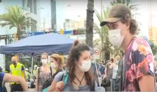 Extranjeros piden ayuda para regresar a su país tras quedarse varados en Perú