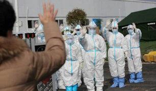 China: autoridades informan que ya no hay hospitalizados por Covid-19