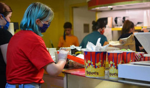 EEUU: reabren cines, restaurantes y otros negocios no esenciales