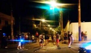 Huacho: vecinos causan disturbios por supuesto albergue para pacientes Covid-19