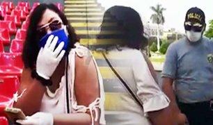 Trujillo: detienen a grupo de madres que reclamaban reducción en pensión de colegio