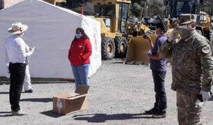 Gobierno coordina acciones para trasladar a albergues a varados en Lima