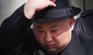 Corea del Sur y EEUU creen que Kim Jong-Un está escondido por el coronavirus